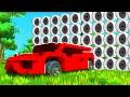 NOOB Kid Tries To Build WORLDS FASTEST Car Challenge!
