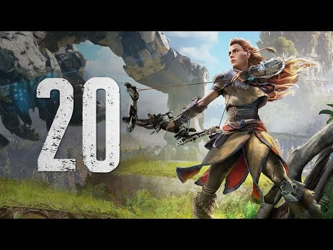 Horizon Zero Dawn: Deep Secrets of the Earth - Part 20