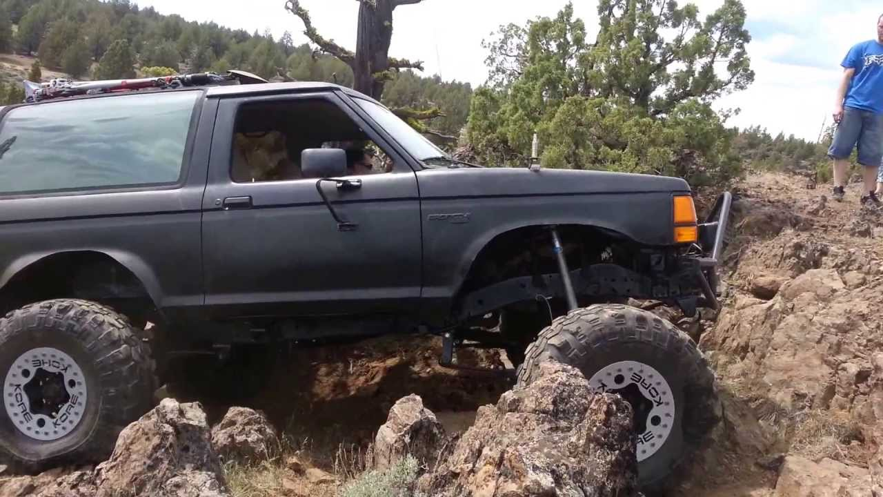 Buddy S Built Bronco 2 Youtube