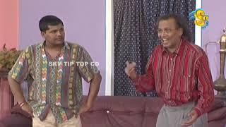 Amanullah and Imran Shoki stage Drama Billo Rani Full Comedy Clip