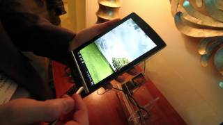 ASUS Eee Pad MeMO 171 and Transformer Prime TF700T - CES 2012 - PC Perspective