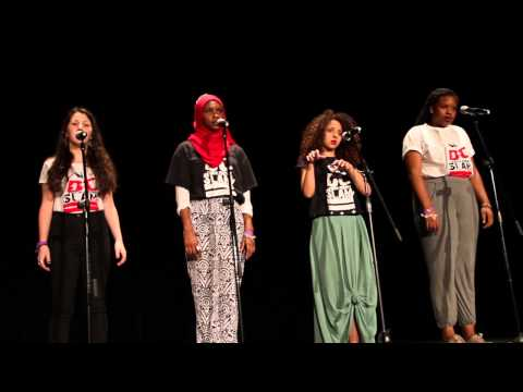 2013 - Brave New Voices (Finals) - Washington D.C. Team Round #4