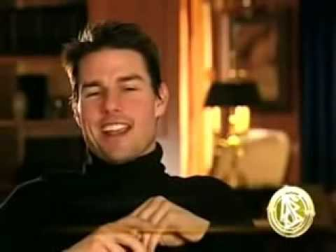Tom Cruise Wins Scientology's Freedom Medal of Valor Part 2