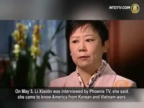 Li Xiaolin: Deceived By CCP Since Childhood