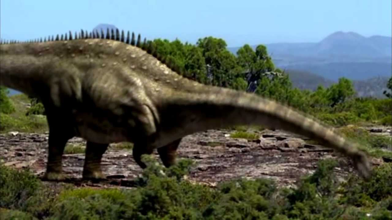 Best Epic Battles - Allosaurus Vs Herd of Diplodocus - YouTube