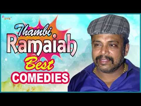 Thambi Ramaiah Comedy Collection | Ajith | Sasikumar | MS Bhaskar |Robo Shankar |Soori |Tamil Comedy