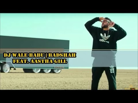 Just Bolly Lyrics | DJ Wale Babu - Badshah Feat. Aastha Gill (Lyrical video)
