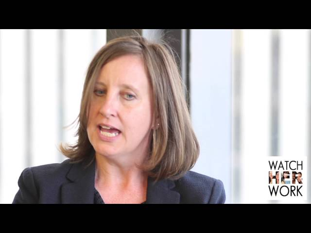 Leadership: Learn To Delegate, Terri McCullough | WatchHerWorkTV