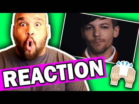 Louis Tomlinson - Miss You (Official Video) REACTION