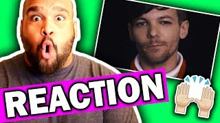 Louis Tomlinson Miss You Official Video REACTION