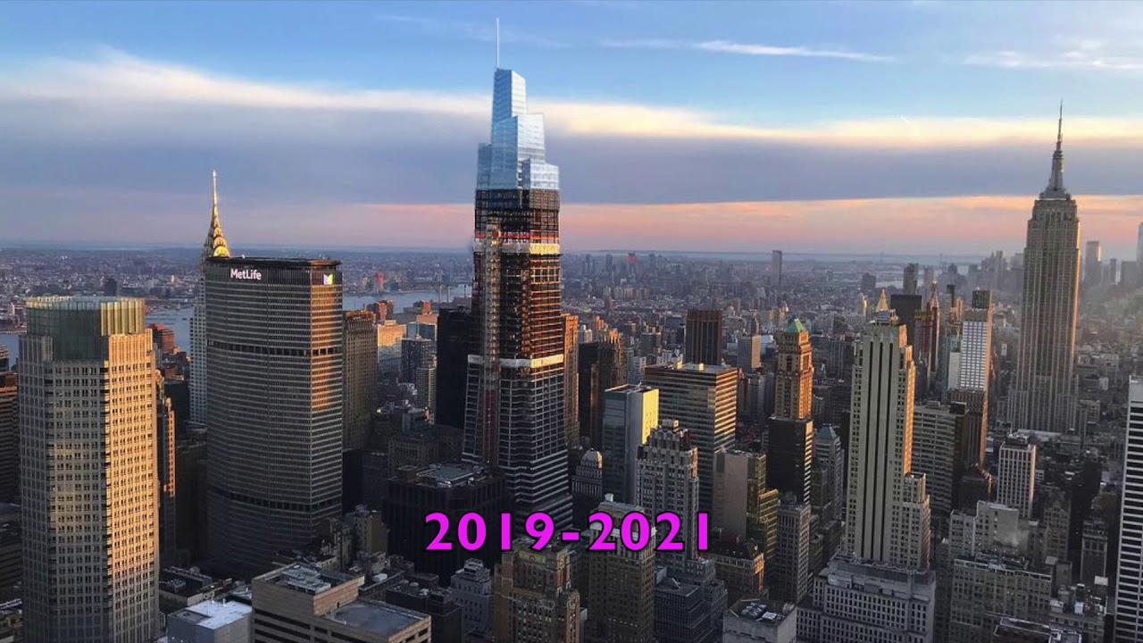Skyscraper 2019