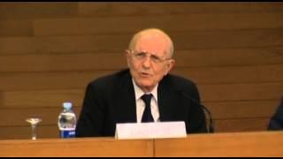 BOCCONI BOROLI LECTURE 2013 - Intervento Sabino Cassese - L