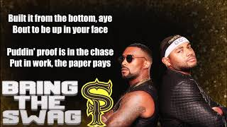 Street Profits WWE Theme - Bring The Swag (lyrics)