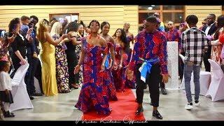 Congolese Wedding Entrance - Choreography