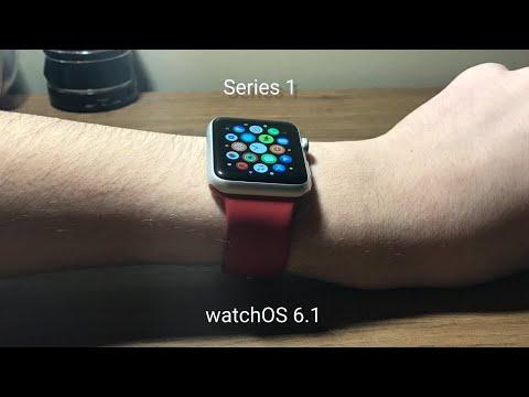 watchOS 6.1 on Apple Watch Series 1! Should you update?