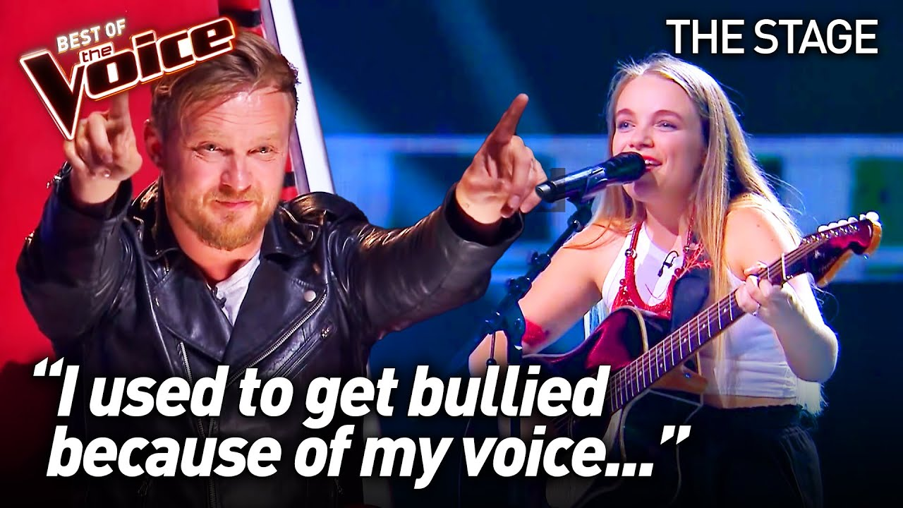 Amy Tjasink sings 'Meant To Be' by Bebe Rexha ft. Florida Georgia Line | The Voice Stage #54