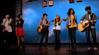 Disney Channel Friends For Change - Send It On [Official Music Video_HQ]