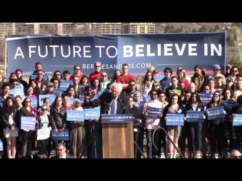 Bernie Sanders Salt Lake City Rally