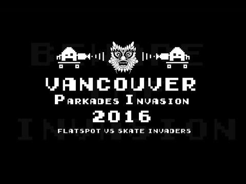 Skate Invaders vs Flatspot Longboards OSNS Parkades Invasion 2016