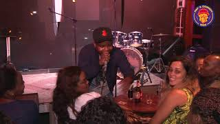 Kadabra - Performance na 1a edição do Rap and Comedy Moz