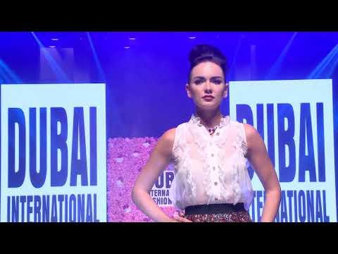 International Fashion Week Dubai Season 6-  Glamour  Hunter by Olga