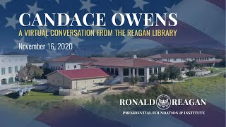 A VIRTUAL CONVERSATION WITH CANDACE OWENS - 11/16/2020