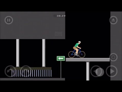 Happy Wheels iOS Irresponsible Dad Level 2 Walkthrough