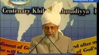 Khilafat Centenary Jalsa USA - Address to Ladies - 6/7
