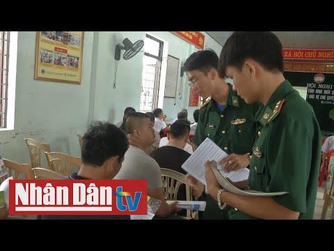 Quảng Bình: Nâng cao kiến thức pháp luật cho ngư dân