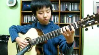 (Movie Once Theme) Falling_Slowly - Sungha Jung