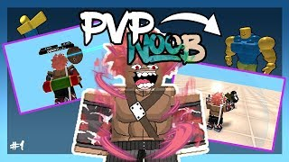 ROBLOX| NRPG BEYOND| FUNNY PVP MOMENTS| PVP NOOB (NEW SERIES) EP.1?!?!?