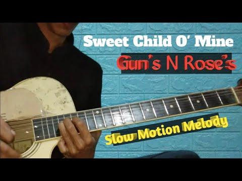 Guns N' Roses – Sweet Child O' Mine | Slowmotion Akustik Melody