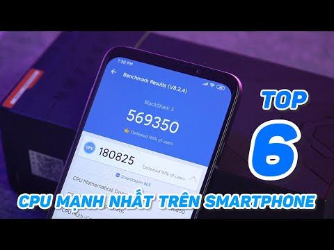 TOP 6 Con Chip Mạnh Nhất Trên Smartphone - Snapdragon, Apple Hay Exynos Ai Sẽ Là Bá Chủ ?