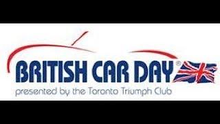 British Car Day 2019 Part 1 ( North America's Biggest British Car Show)
