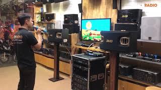 Loa BMB CSV 900SE - Loa karaoke Nhật bass 30 hát hay, giá tốt