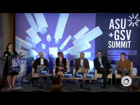 ASU GSV Summit: Solving K-12's most complex issues across ed