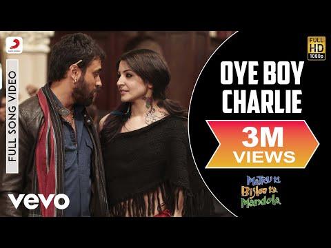 Matru Ki Bijlee Ka Mandola - Anushka | Oye Boy Charlie Video