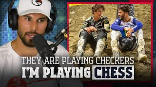 """""""I'm playing chess"""" Colt Nicols on the way strategy he used to win a Supercross Title - Gypsy Tales"""