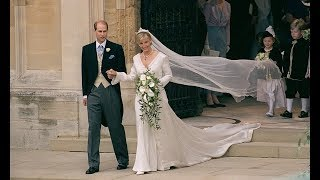 The Royal Wedding of Prince Edward and Sophie Rhys-Jones 1999