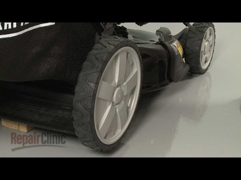 Rear Wheel - Craftsman Lawn Mower