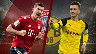 90 in 90 - Bayern Munich vs  Borussia Dortmund     2019 Bundesliga Highlights