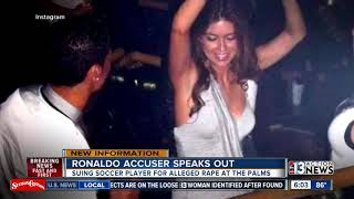 Lawyers lay out civil rape case against soccer superstar Cristiano Ronaldo