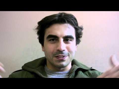 Professional Theatre Program Day 3  Michael Antonakos