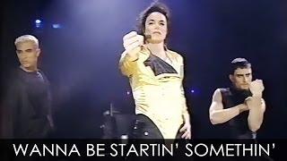 "Michael Jackson - ""Wanna Be Startin"