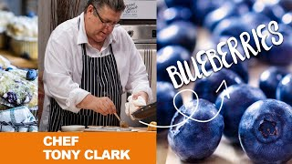 Cooking for Baby & Me - Chef Tony Clark - Blueberries