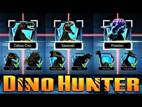 Dino Hunter Deadly Shores [Region 6] [Trophy & Exotic Series Hunting]