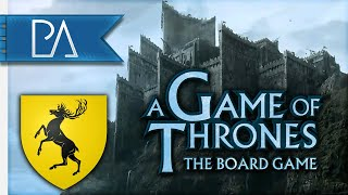GAME OF THRONES THE BOARD GAME (Digital Edition) - HOUSE BARATHEON Skirmish Gameplay