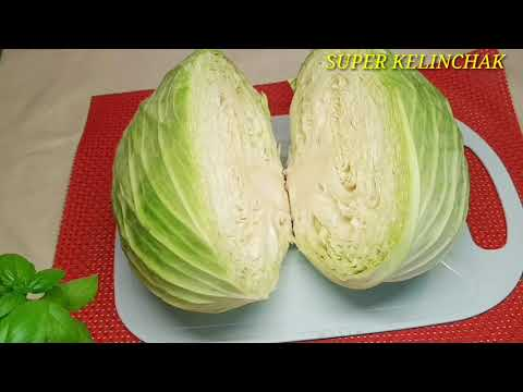KARAMLI 3 XIL OSON VA TEZ SALAT RETSEPTLARI/Три быстрых и вкусных салата с капустой/
