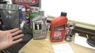Ford mechanic shares thoughts on FULL SYNTHETIC OIL