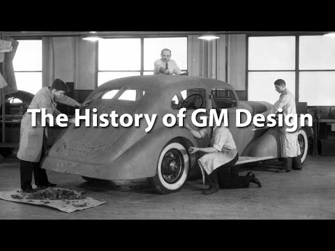 The History of GM Design - Autoline This Week 2021